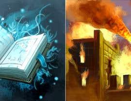 #5 для Fantasy Card Game Art - Contest 11 (spells) от EmilianEnache