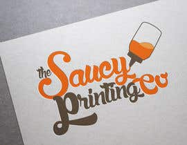"nº 41 pour Design a Logo for "" The Saucy Printing Co. "" par obscuregear"