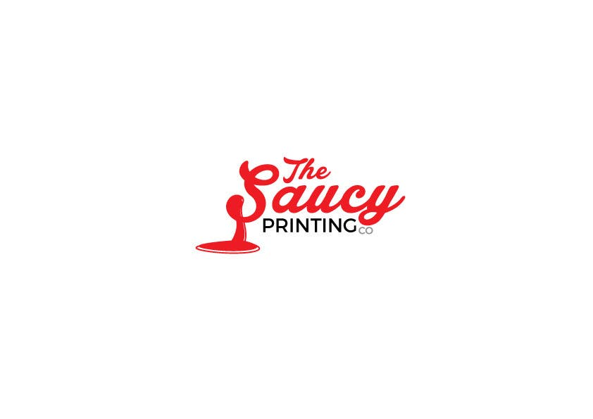 """Bài tham dự cuộc thi #31 cho Design a Logo for """" The Saucy Printing Co. """""""