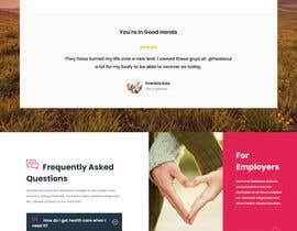 #336 for Healthcare/IT Staffing Website Design by Laboni4
