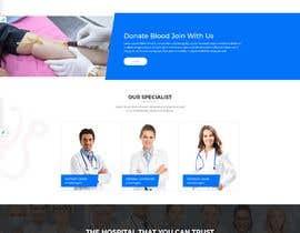 #400 for Healthcare/IT Staffing Website Design by kamrangordian10