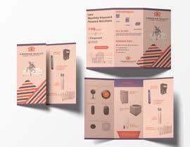 #9 untuk Redesign CQHS tri Fold Pamplet oleh tanjilurr9978