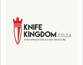 #14 para Design a Logo for Knife Kingdom por MaxMi