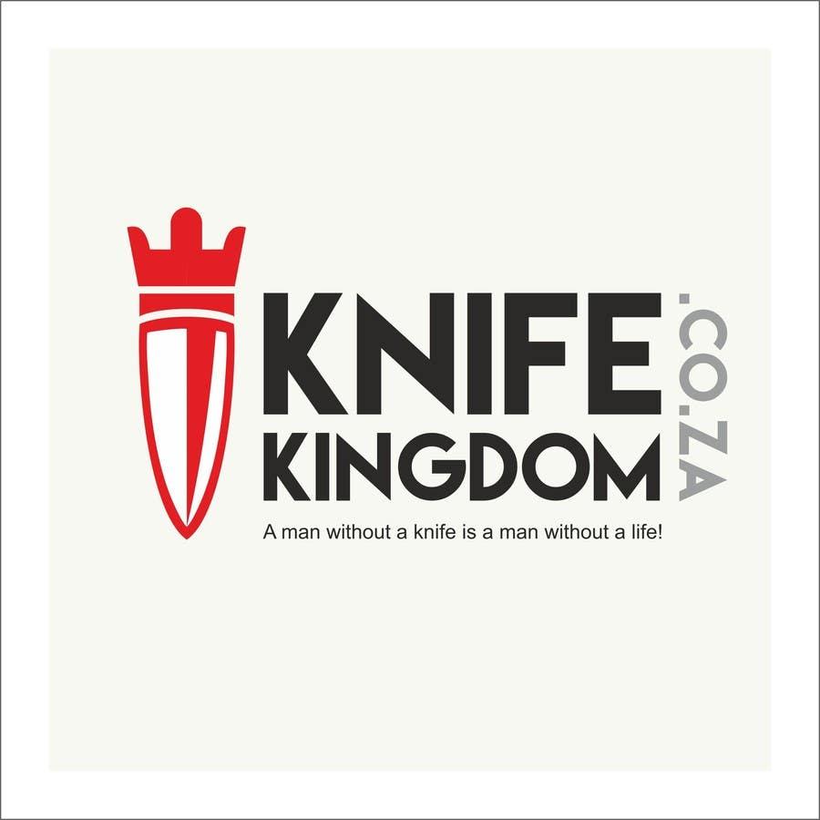 Contest Entry #                                        15                                      for                                         Design a Logo for Knife Kingdom