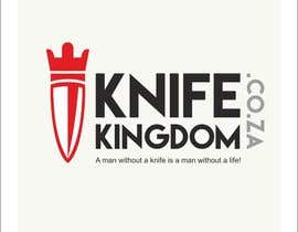 #15 para Design a Logo for Knife Kingdom por MaxMi