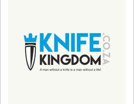 #25 para Design a Logo for Knife Kingdom por MaxMi