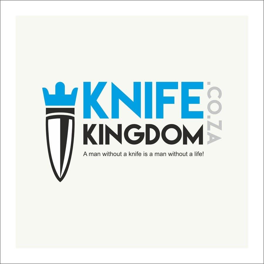 Contest Entry #                                        26                                      for                                         Design a Logo for Knife Kingdom