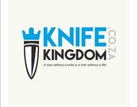 #26 para Design a Logo for Knife Kingdom por MaxMi