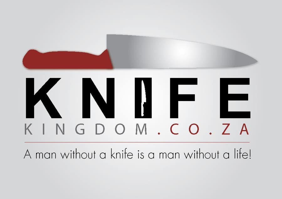 Contest Entry #                                        16                                      for                                         Design a Logo for Knife Kingdom