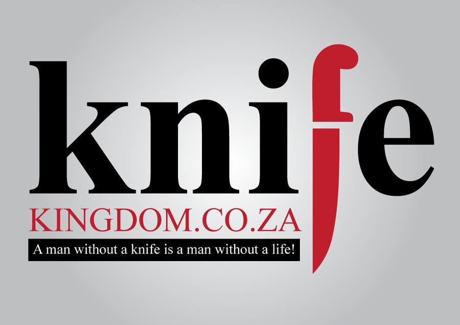 Contest Entry #                                        24                                      for                                         Design a Logo for Knife Kingdom