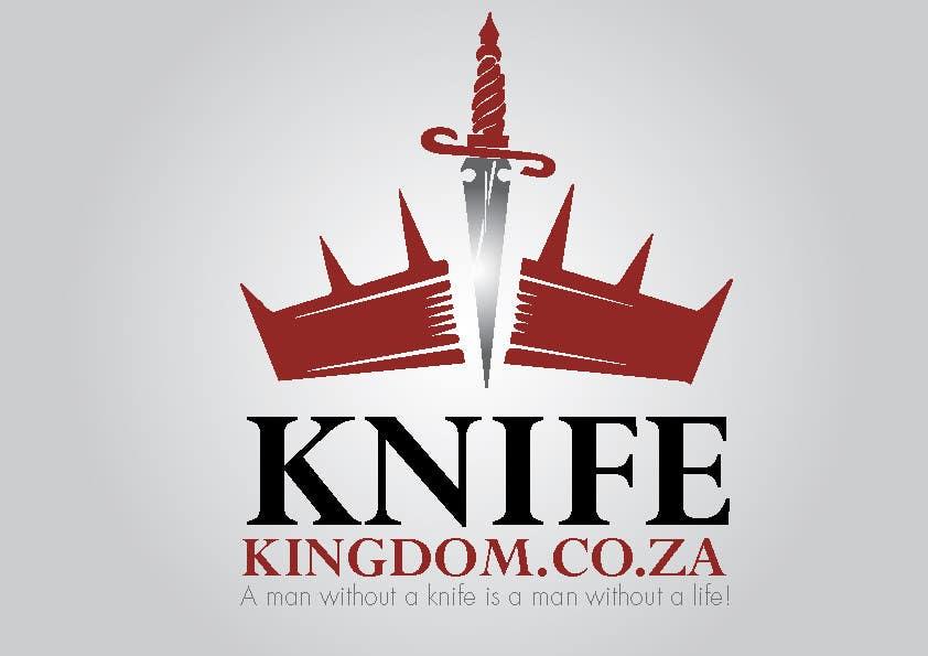 Contest Entry #                                        32                                      for                                         Design a Logo for Knife Kingdom