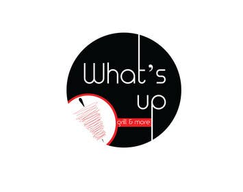 #51 untuk Design a Logo for brand Called (What's Up) grill & More oleh nedcosmin