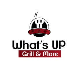 #6 para Design a Logo for brand Called (What's Up) grill & More por starikma