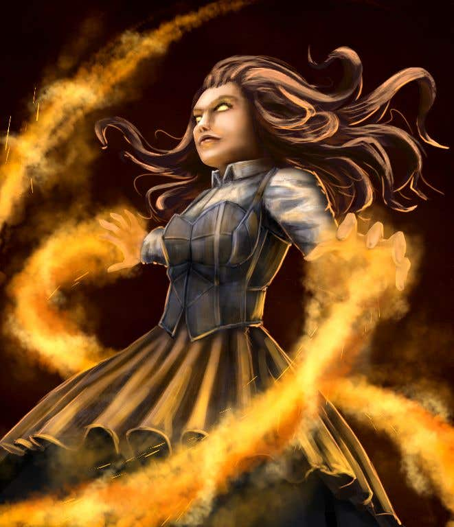 Konkurrenceindlæg #                                        25                                      for                                         Fantasy Card Game Art - Contest 12 (spells)