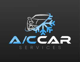 #645 for LOGO and NAME  for a Car Service specialized in A/C af pyramidstudiobr