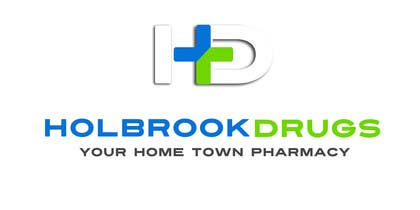 #8 cho Design a Logo for Holbrook Drugs bởi albertosemprun