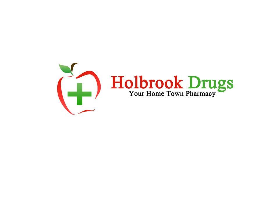 Konkurrenceindlæg #                                        18                                      for                                         Design a Logo for Holbrook Drugs