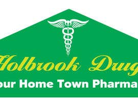 #4 for Design a Logo for Holbrook Drugs af muhammadmahmud