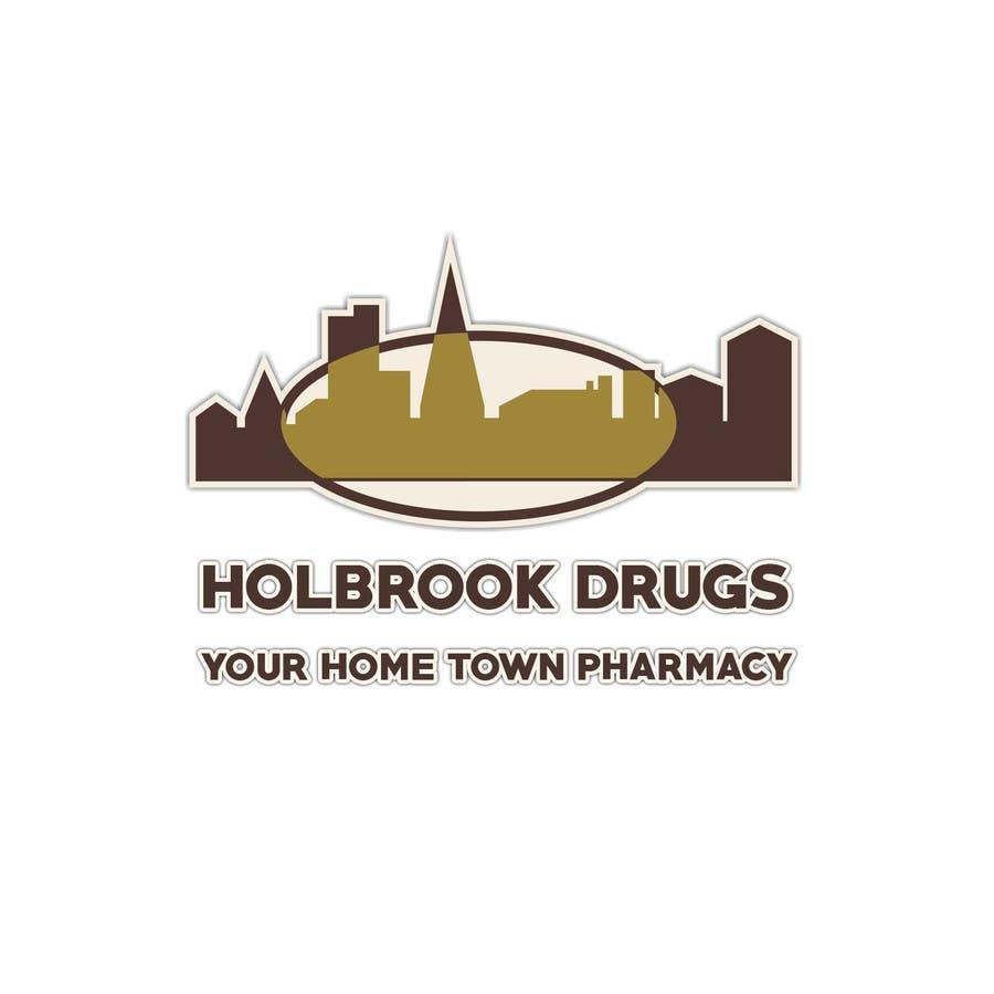 Konkurrenceindlæg #                                        25                                      for                                         Design a Logo for Holbrook Drugs
