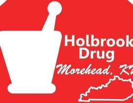 #2 for Design a Logo for Holbrook Drugs af jivanov