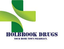 #7 for Design a Logo for Holbrook Drugs af Wormish