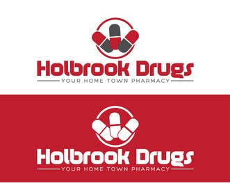 #26 for Design a Logo for Holbrook Drugs af TangaFx