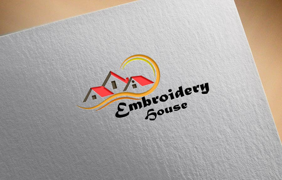 Konkurrenceindlæg #21 for Embroidery House