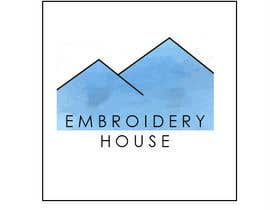 #32 for Embroidery House by shwetharamnath