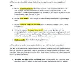 #27 для Business Innovation Ideas Assignment от syedasana786