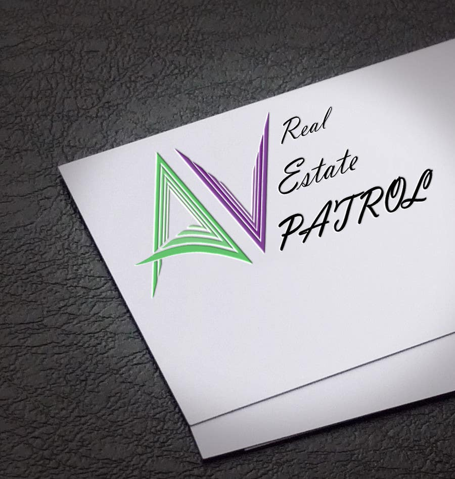 Konkurrenceindlæg #15 for Design a Logo for AV Real Estate Patrol