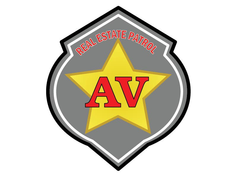 Penyertaan Peraduan #20 untuk Design a Logo for AV Real Estate Patrol