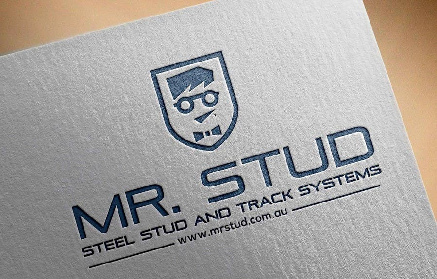 Inscrição nº 42 do Concurso para Design a Logo for Mr Stud