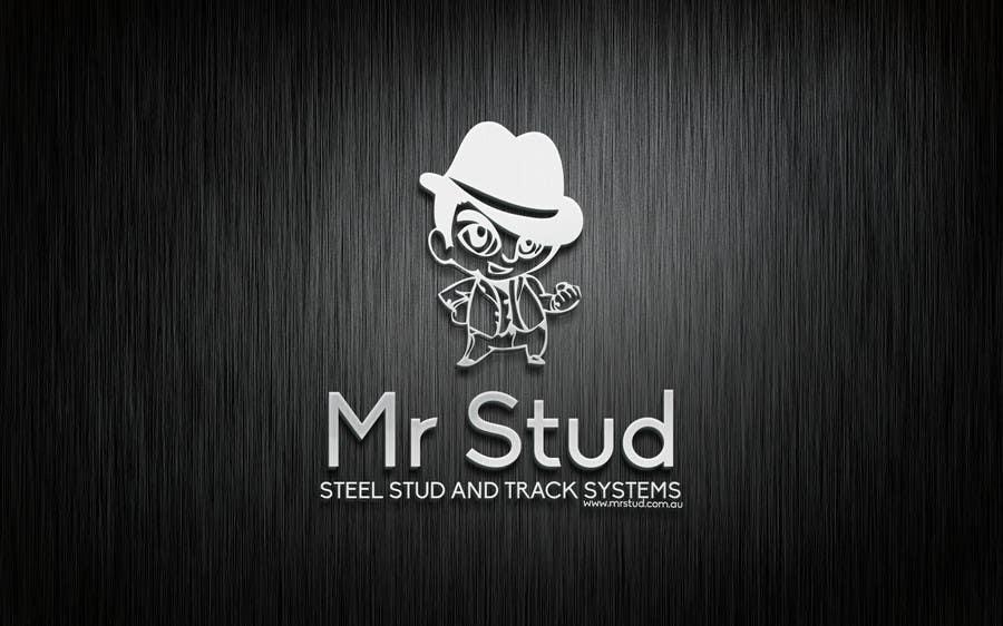 Konkurrenceindlæg #                                        30                                      for                                         Design a Logo for Mr Stud