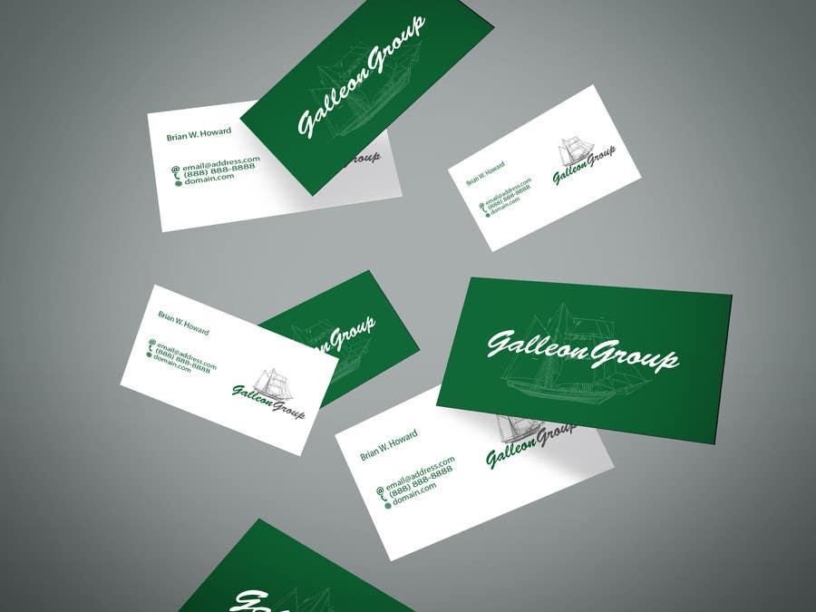 Inscrição nº 1 do Concurso para Design some Business Cards for my business