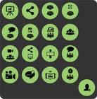 Graphic Design Konkurrenceindlæg #6 for Design some Icons for website