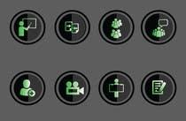 Graphic Design Konkurrenceindlæg #18 for Design some Icons for website