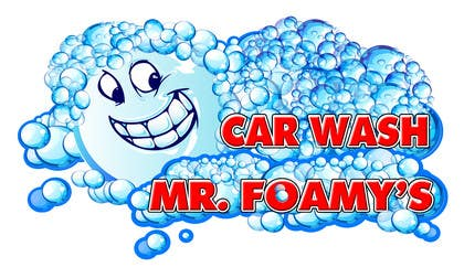 #6 for MR FOAMYS LOGO VECTORIZATION af zbigniew72
