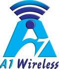 Graphic Design Inscrição do Concurso Nº55 para Logo Design for A-1 Wireless