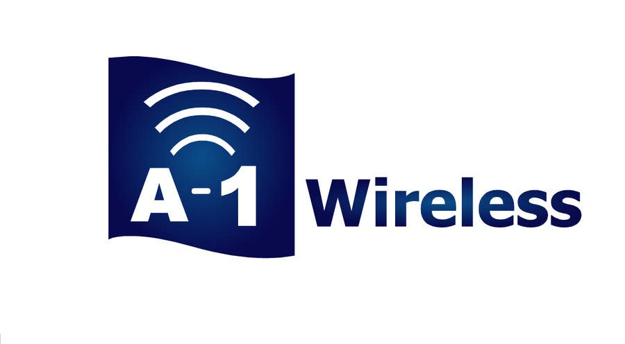 Inscrição nº                                         117                                      do Concurso para                                         Logo Design for A-1 Wireless