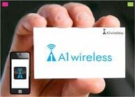 Logo Design for A-1 Wireless için Graphic Design24 No.lu Yarışma Girdisi