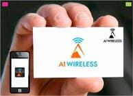 Logo Design for A-1 Wireless için Graphic Design83 No.lu Yarışma Girdisi