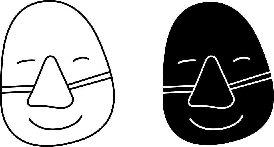 Penyertaan Peraduan #5 untuk Illustrate Something for an Icon