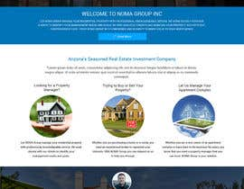 #4 for NOMA Group Real Estate Home Page Re-Design by ravinderss2014