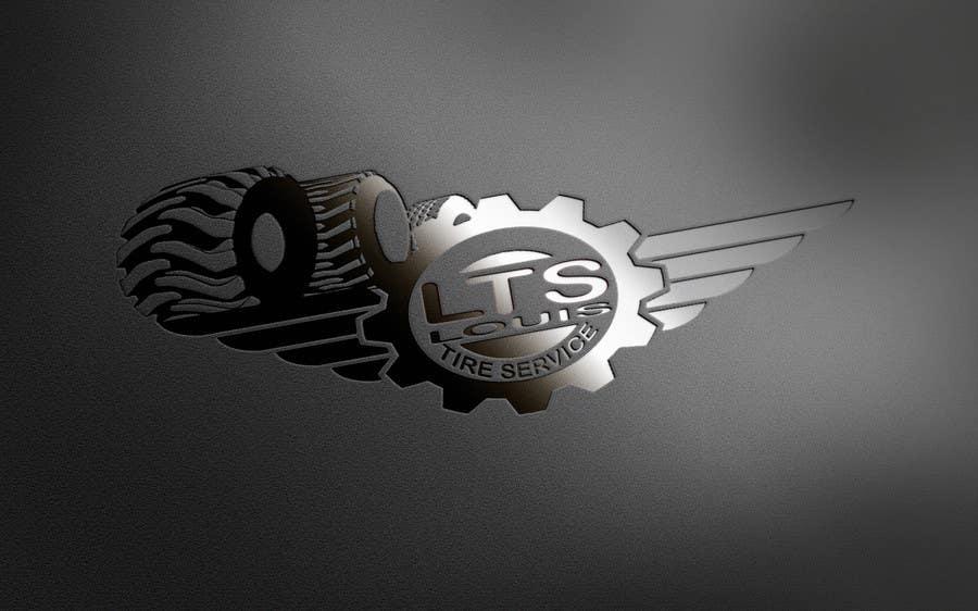 Konkurrenceindlæg #                                        34                                      for                                         Design a Logo for a Commercial Tire Service Company
