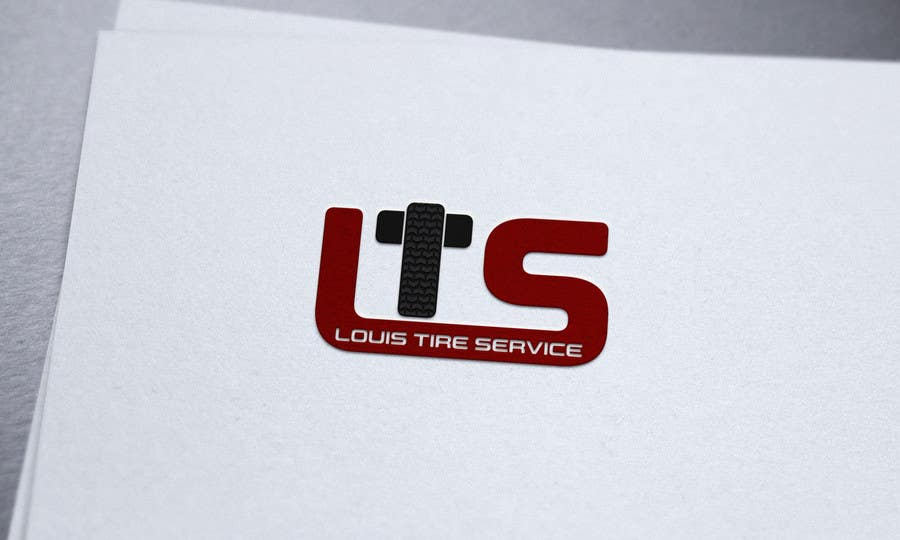 Konkurrenceindlæg #                                        61                                      for                                         Design a Logo for a Commercial Tire Service Company