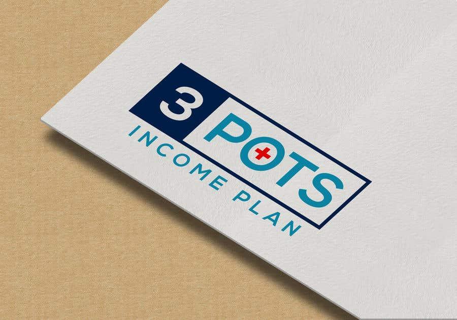 "Contest Entry #                                        192                                      for                                         Logo Design ""3 Pots Income Plan"""