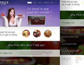 #13 for Contest for Diet Website by tamildio