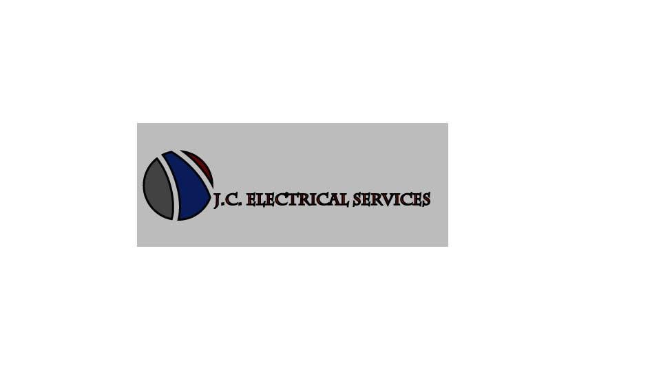 Penyertaan Peraduan #15 untuk Design a Logo for J.C. Electrical Services