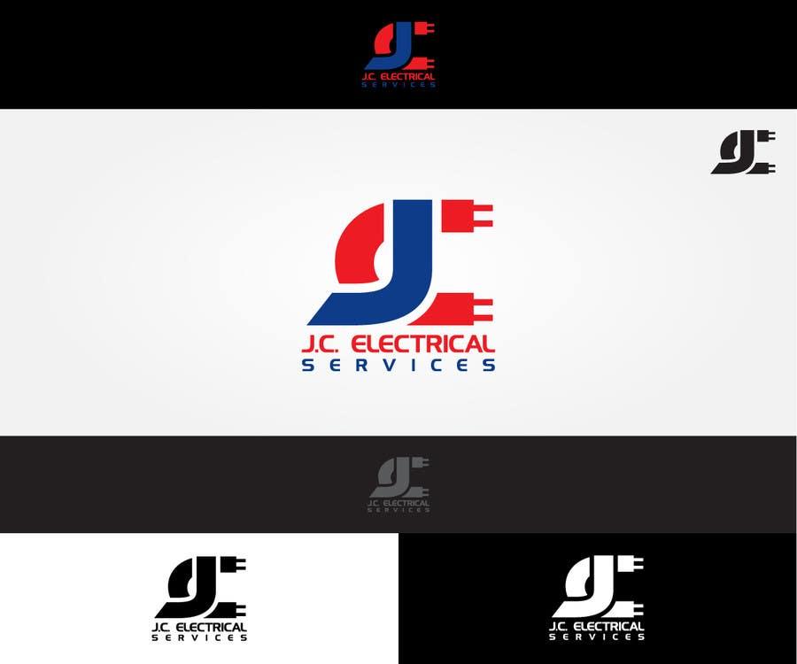 Bài tham dự cuộc thi #14 cho Design a Logo for J.C. Electrical Services