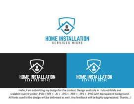 #475 pentru Home Installation Contractors Logo de către farhana6akter